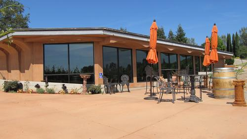 Come visit our brand NEW Grey Fox tasting room!